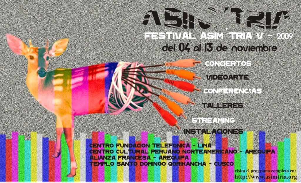 A5IM´TRIA | Festival Asim´tria V