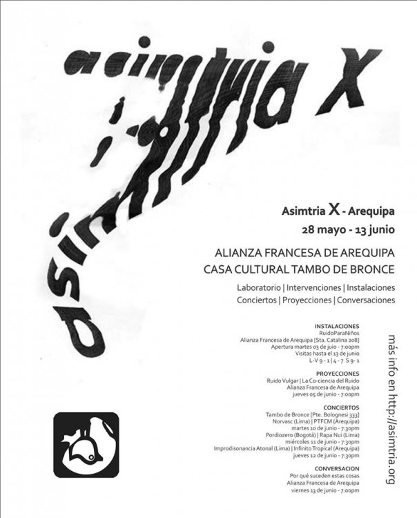 VEN.A.OIR | Festival Asimtria X