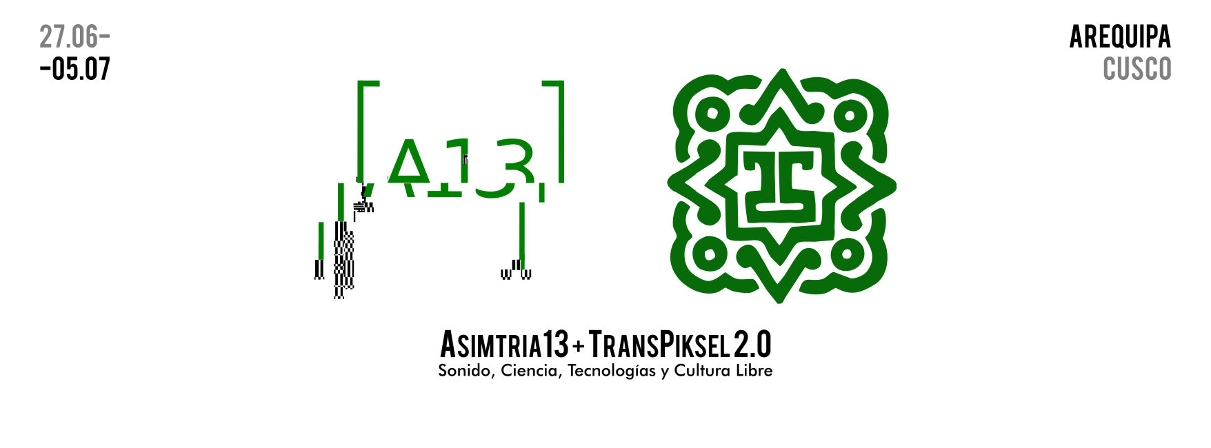 [A13] | Asimtria13 + TransPiksel 2.0